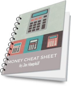 Free Money Cheat Sheet from Jen Hemphill