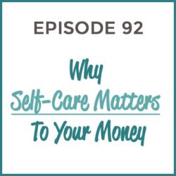 HMM 92 - Self-Care Matters