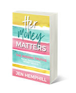 Her Money Matters Book Early Notification