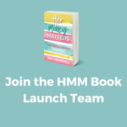 Join the HMM Book Launch Team