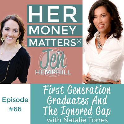 HMM 66: First Generation Graduates And The Ignored Gap With Natalie Torres