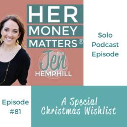 HMM 81: A Special Christmas Wishlist