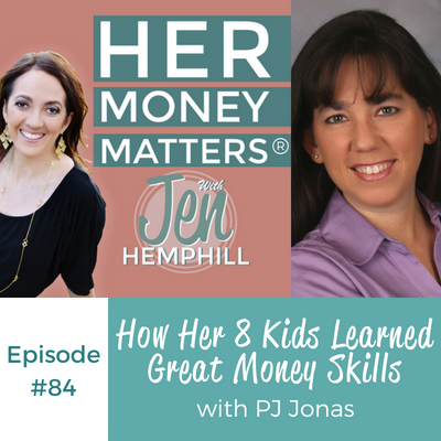 HMM 84: How Her 8 Kids Learned Great Money Skills With PJ Jonas