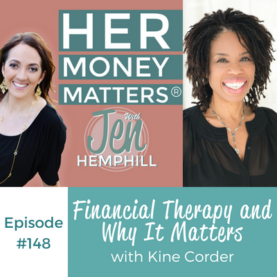 HMM 148: Financial Therapy and Why It Matters With Kine Corder