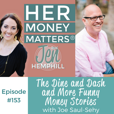 HMM 153: The Dine and Dash and More Funny Money Stories with Joe Saul-Sehy
