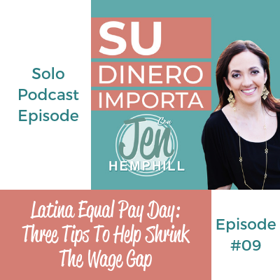 Latina Equal Pay Day - Three Tips To Help Shrink The Wage Gap | SDI 9