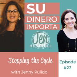 SDI 22: Stopping the Cycle with Jenny Pulido
