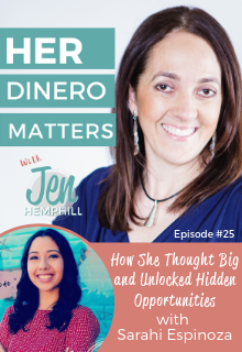 HDM 25: How She Thought Big and Unlocked Hidden Opportunities With Sarahi Espinoza