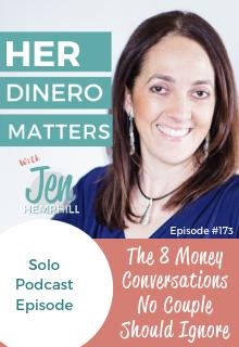 HDM 173:  The 8 Money Conversations No Couple Should Ignore