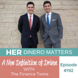 HDM 192: A New Definition of Driven with The Finance Twins