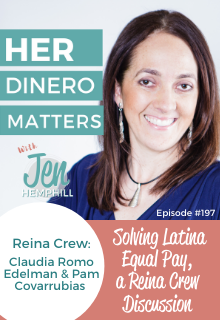 HDM 197: Solving Latina Equal Pay, a Reina Crew Discussion