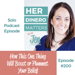 HDM 200: How This One Thing Will Boost or Plummet Your Belief