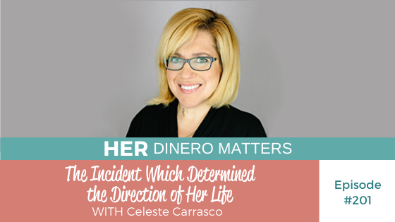 HDM 201:The Incident Which Determined the Direction of Her Life, with Celeste Carrasco