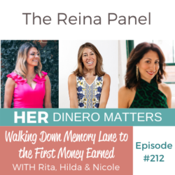 Walking Down Memory Lane to the First Money Earned | HDM 212