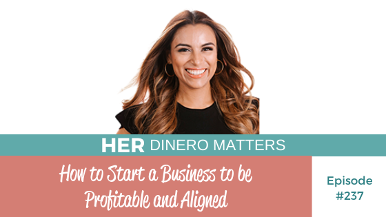 HDM 237: How to Start a Business to be Profitable and Aligned