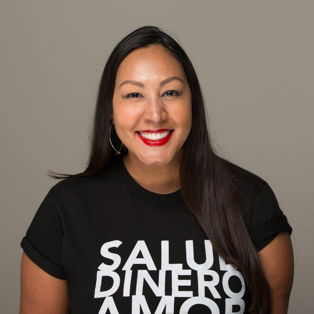 Veronica Segovia EMCEE Financially Strong Latina