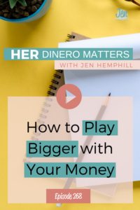 How to Play Bigger with Your Money  | HDM 268