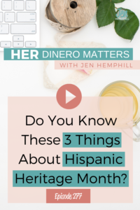 Do You Know These 3 Things About Hispanic Heritage Month