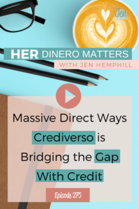 Massive Direct Ways Crediverso is Bridging the Gap With CreditAn Easy Look at Money Memories and Your Personal Finances