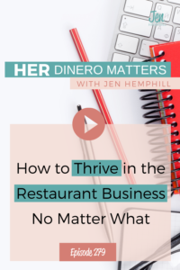 How to Thrive in the Restaurant Business No Matter What