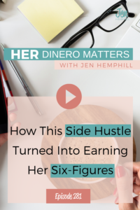 How This Side Hustle Turned Into Earning Her Six-Figures